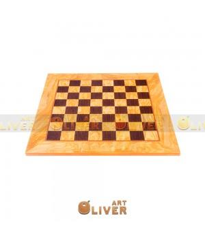 Jeu d'échecs rustique sans...