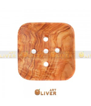 Square soap dish 2